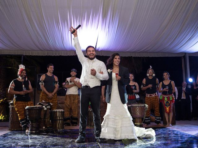 La boda de Ingrid y Eric