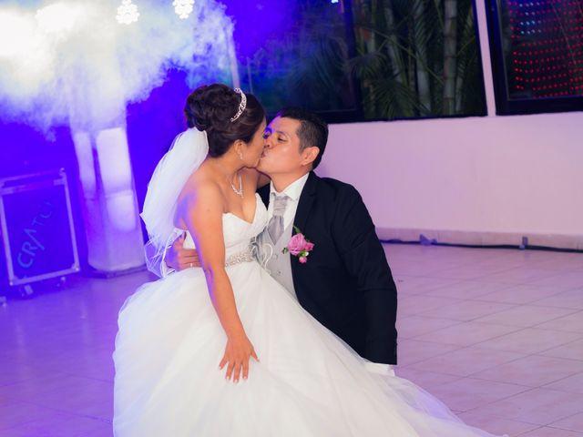La boda de Yuri y Alex