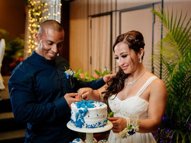 La boda de Liz y Noe