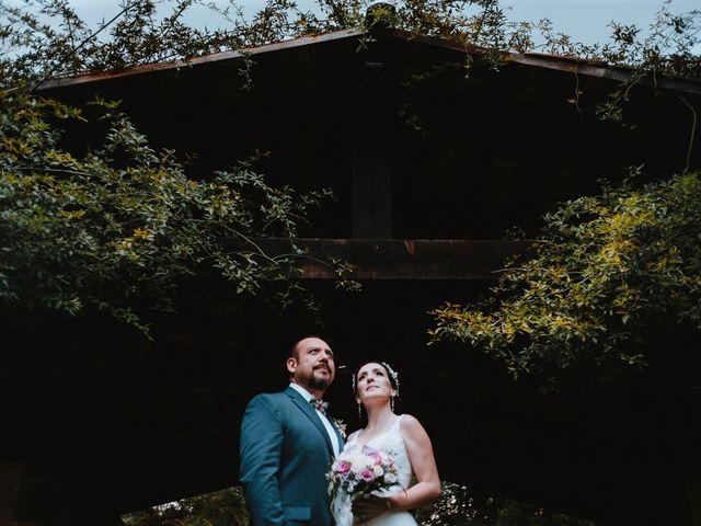La boda de Janette y Marco