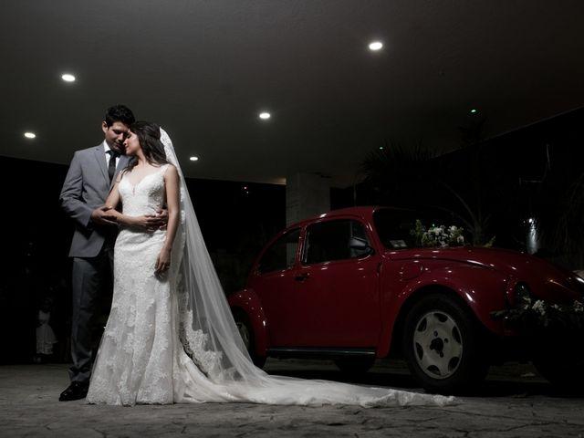 La boda de Hazel y Nahum