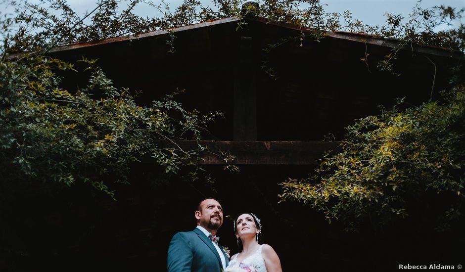 La boda de Marco y Janette en Tepotzotlán, Estado México