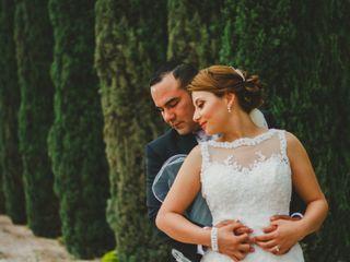 La boda de Jazmín y Gustavo 1
