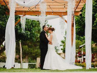 La boda de Jazmín y Gustavo 2