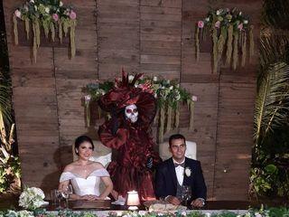 La boda de Margelly y Israel  2