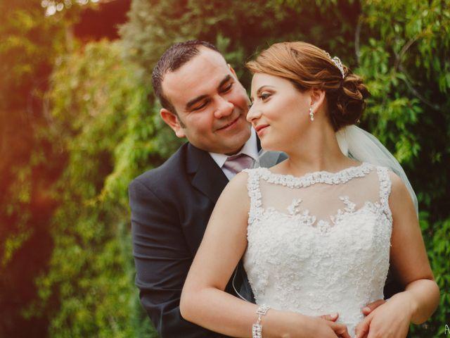 La boda de Jazmín y Gustavo