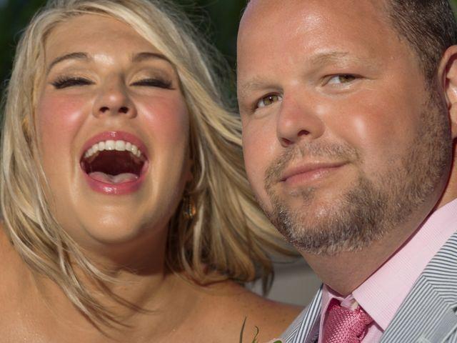 La boda de Lauren y Aaron