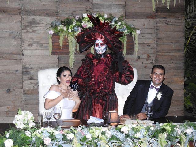 La boda de Margelly y Israel