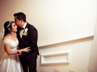 La boda de Elena y Ricardo