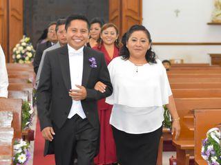 La boda de María Alicia  y Carlos 2