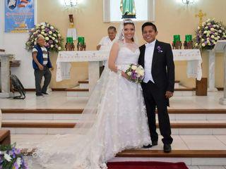 La boda de María Alicia  y Carlos