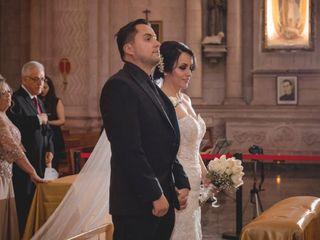 La boda de Magaly y Octavio