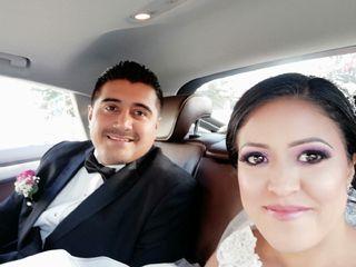 La boda de Brenda y Mario