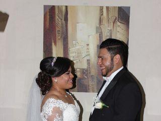 La boda de Victoria y Fidel 1