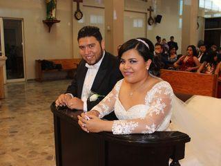 La boda de Victoria y Fidel