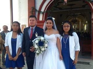 La boda de Leidy y Juan Carlos