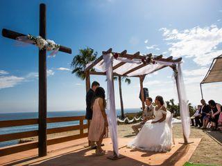 La boda de Gabriela y Caleb 1