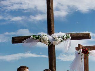 La boda de Gabriela y Caleb 2
