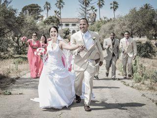 La boda de Christopher y Monica