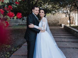 La boda de Francia y Aldo