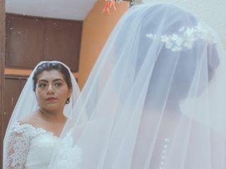 La boda de Marina y Cristian 1