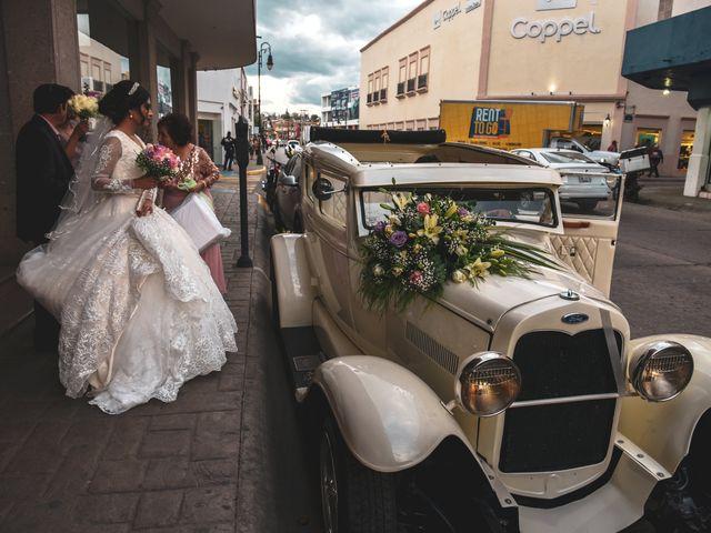 La boda de Mathias y Annel en Hidalgo Del Parral, Chihuahua 14