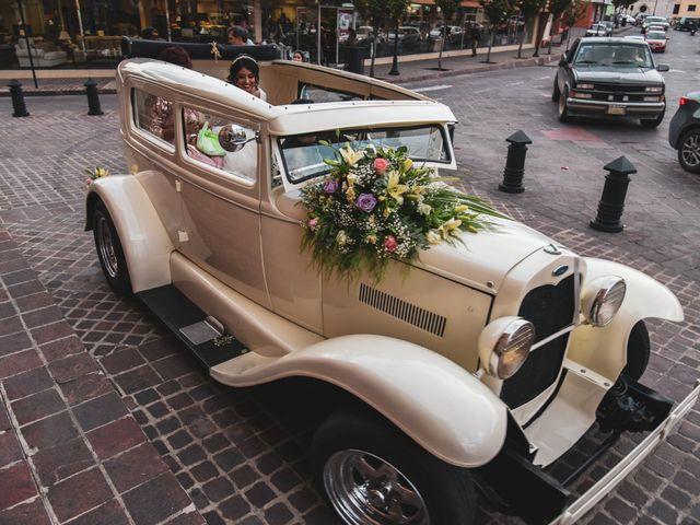 La boda de Mathias y Annel en Hidalgo Del Parral, Chihuahua 15