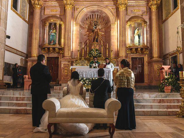 La boda de Mathias y Annel en Hidalgo Del Parral, Chihuahua 17