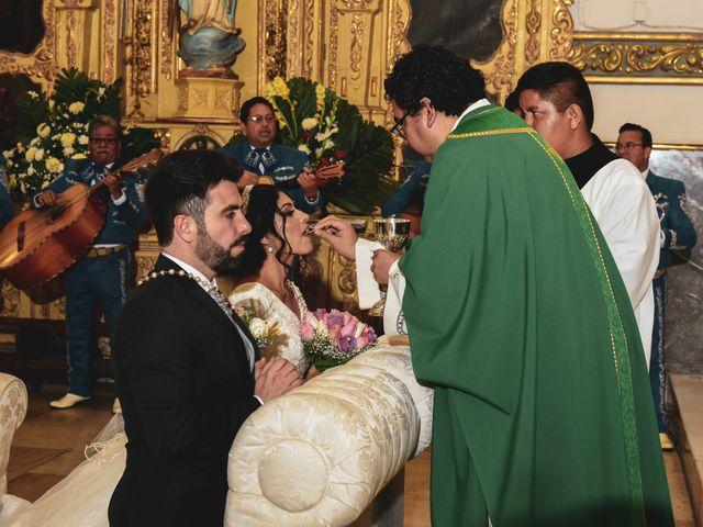 La boda de Mathias y Annel en Hidalgo Del Parral, Chihuahua 18
