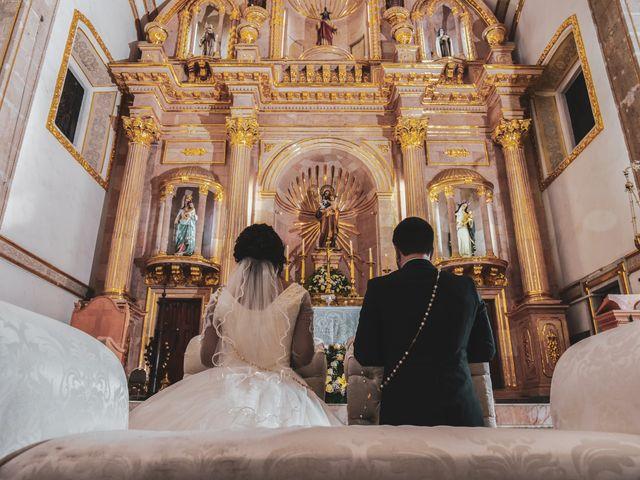 La boda de Mathias y Annel en Hidalgo Del Parral, Chihuahua 19