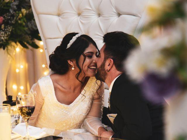 La boda de Mathias y Annel en Hidalgo Del Parral, Chihuahua 25