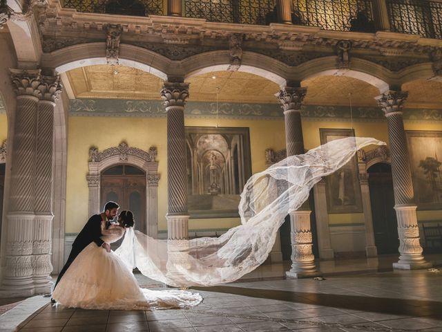 La boda de Mathias y Annel en Hidalgo Del Parral, Chihuahua 35