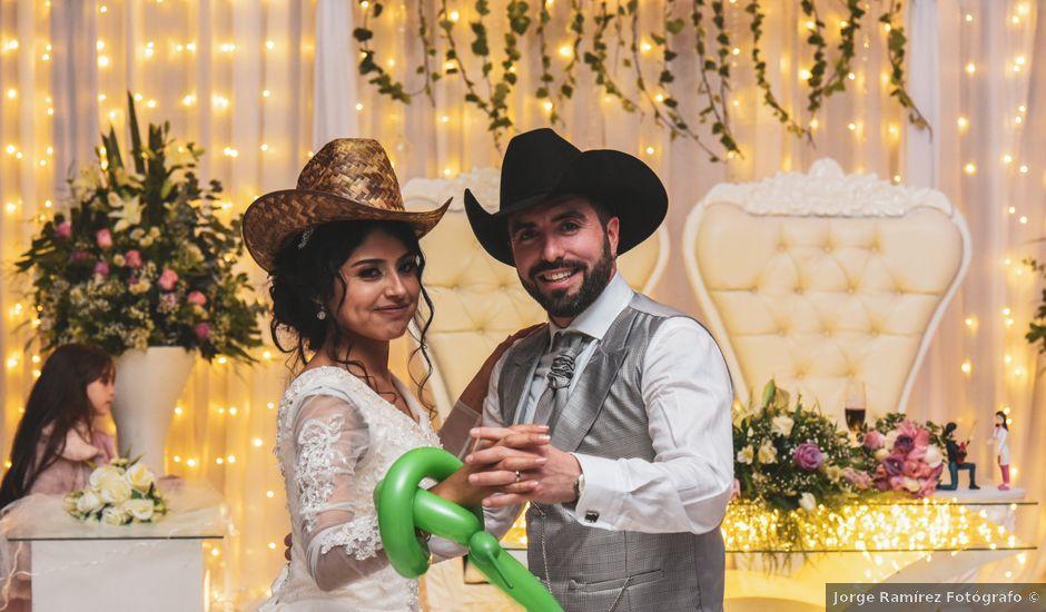 La boda de Mathias y Annel en Hidalgo Del Parral, Chihuahua