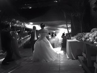 La boda de Cinthya  y Javier  1