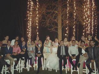 La boda de Cinthya  y Javier  3