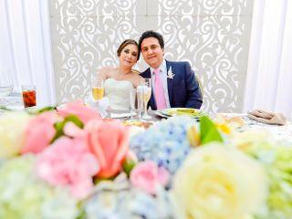 La boda de Cinthya  y Javier