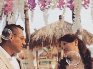 La boda de Brenda y Manuel 1