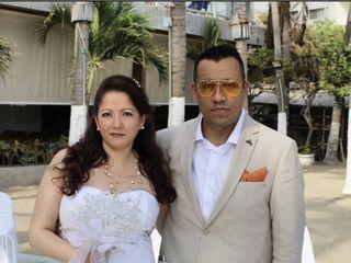 La boda de Brenda y Manuel