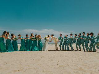 La boda de Paulina y Diego