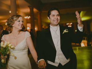 La boda de Adriana y Humberto