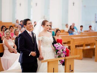 La boda de Fernanda y Héctor