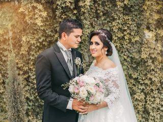 La boda de Grecia y Luis David