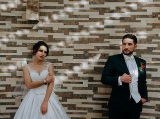 La boda de Viri y Edgar