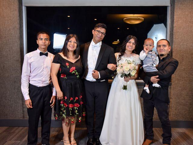 La boda de Asaf y Rocío  en Monterrey, Nuevo León 6