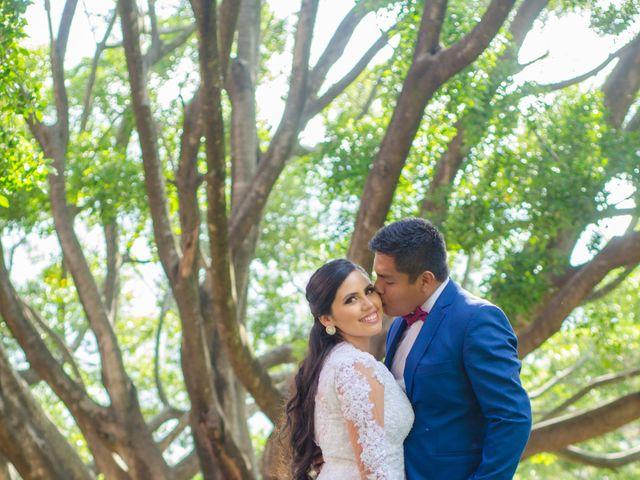 La boda de Gabriela y Alejandro