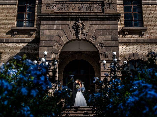 La boda de Denise y Luis