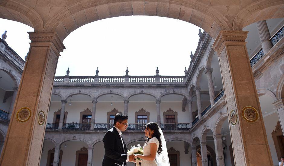 La boda de Asaf y Rocío  en Monterrey, Nuevo León