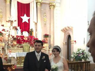 La boda de Patricia Carolina y Amed Faryd 1