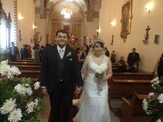 La boda de Patricia Carolina y Amed Faryd