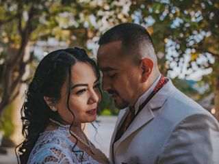 La boda de Cecila y Tarcizio